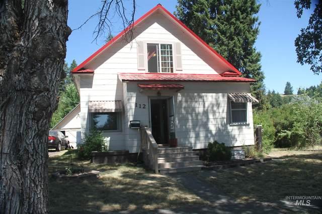 112 Main St, Troy, ID 83871 (MLS #98812589) :: Build Idaho