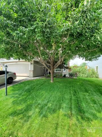 589 N Siltstone, Kuna, ID 83634 (MLS #98812596) :: Hessing Group Real Estate