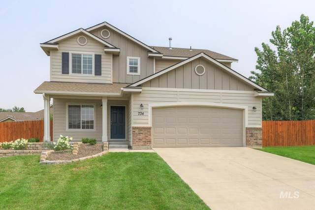 734 S Cuprum Ave, Kuna, ID 83634 (MLS #98812607) :: Hessing Group Real Estate
