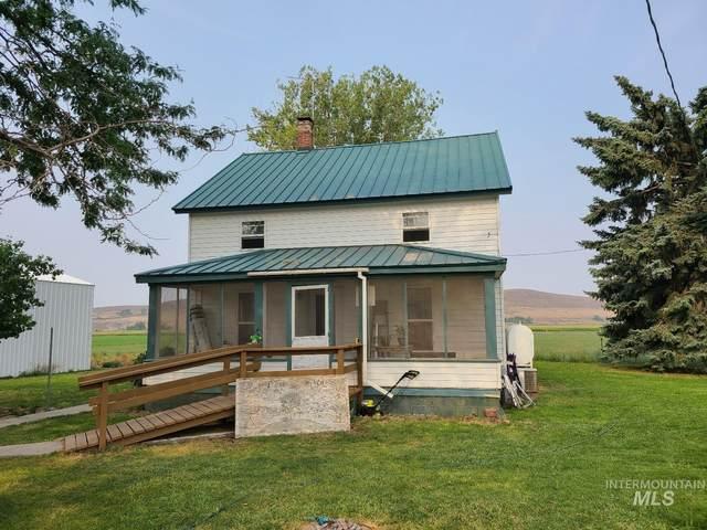 2337 Bully Creek Rd., Vale, OR 97918 (MLS #98812625) :: Build Idaho