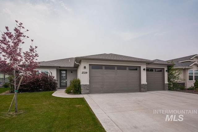 2729 E Rhyolite Ct, Nampa, ID 83686 (MLS #98812627) :: First Service Group