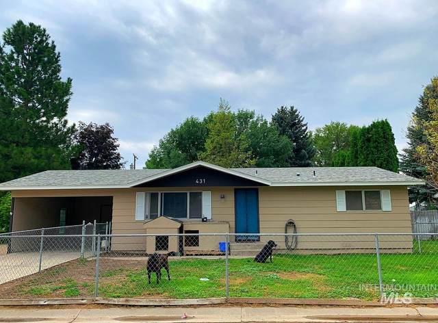 431 15th Street, Heyburn, ID 83336 (MLS #98812638) :: Hessing Group Real Estate