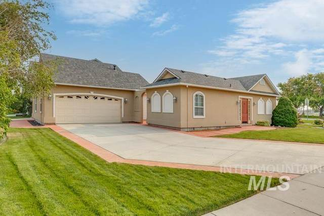 18094 Harvester Ave, Nampa, ID 83687 (MLS #98812643) :: The Bean Team