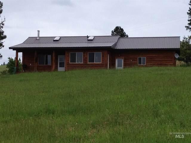 296 Sears Creek Road, Harpster, ID 83552 (MLS #98812655) :: Hessing Group Real Estate