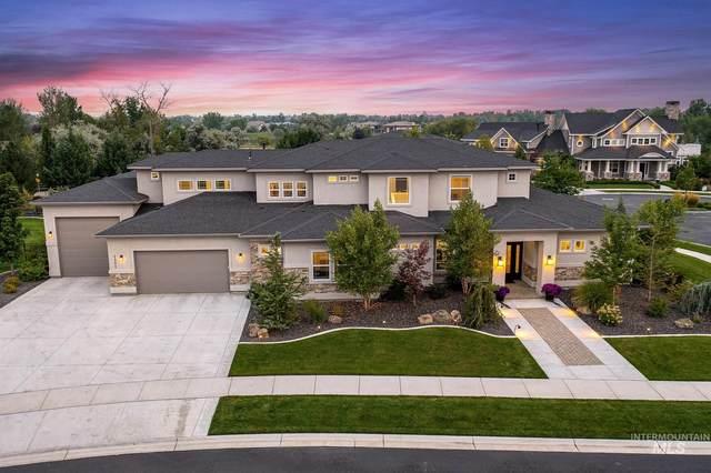 1521 W Windbreaker, Eagle, ID 83616 (MLS #98812671) :: Jon Gosche Real Estate, LLC