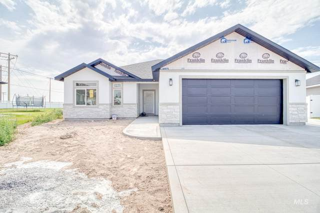 190 Cayuse Creek Dr, Kimberly, ID 83341 (MLS #98812697) :: City of Trees Real Estate