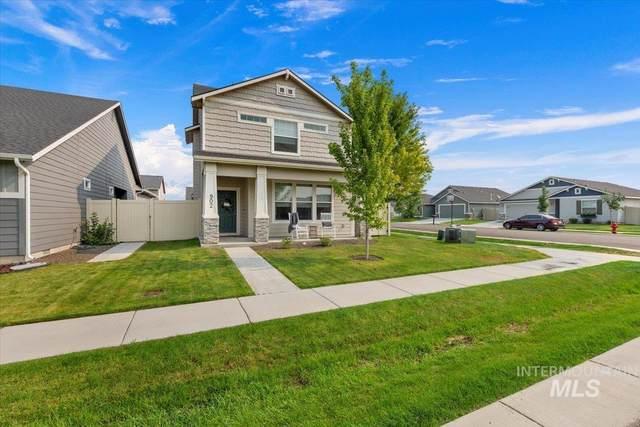 902 W Stanhope, Meridian, ID 83646 (MLS #98812706) :: Silvercreek Realty Group