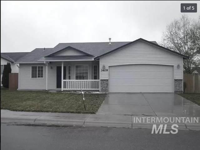 3409 E Sir Patrick Ct, Nampa, ID 83687 (MLS #98812720) :: Michael Ryan Real Estate