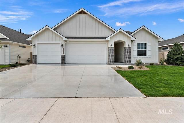 3539 N Sirocco Ave., Meridian, ID 83646 (MLS #98812728) :: First Service Group