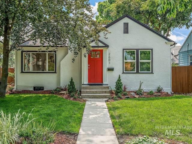 2601 W Ellis, Boise, ID 83702 (MLS #98812744) :: Full Sail Real Estate