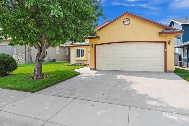 905 E Jackpot Street, Kuna, ID 83634 (MLS #98812745) :: Haith Real Estate Team