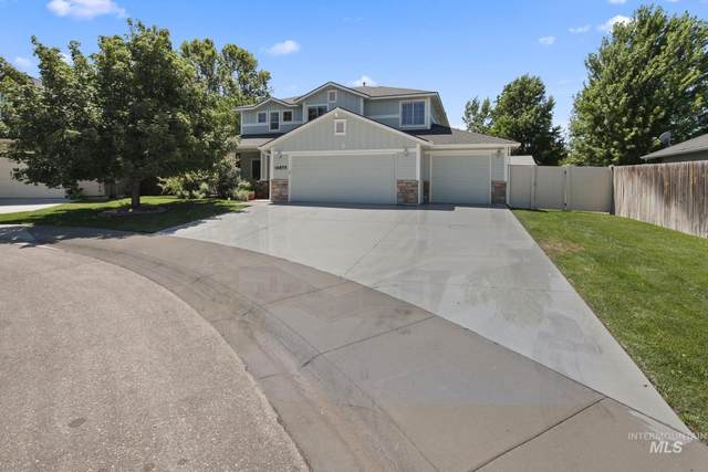 16855 N Darmady Loop, Nampa, ID 83687 (MLS #98812747) :: Michael Ryan Real Estate