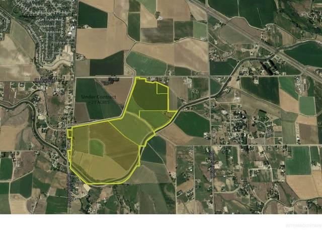 SEC Locust Lane & Happy Valley, Nampa, ID 83686 (MLS #98812752) :: Boise River Realty