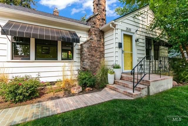 2520 W Ellis Ave, Boise, ID 83702 (MLS #98812753) :: Full Sail Real Estate
