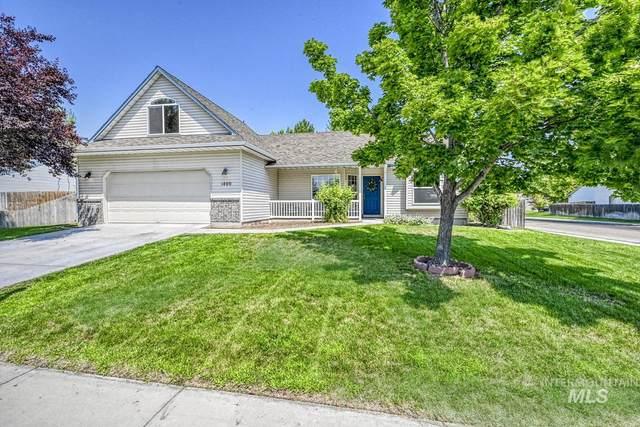 1400 W Teton, Nampa, ID 83651 (MLS #98812768) :: Full Sail Real Estate