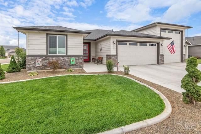 987 W Smoky Quartz, Kuna, ID 83634 (MLS #98812774) :: Boise River Realty