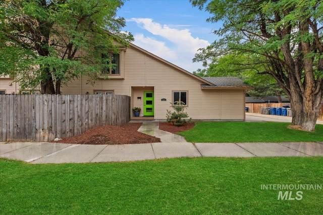 709 W Beacon, Boise, ID 83706 (MLS #98812776) :: Minegar Gamble Premier Real Estate Services