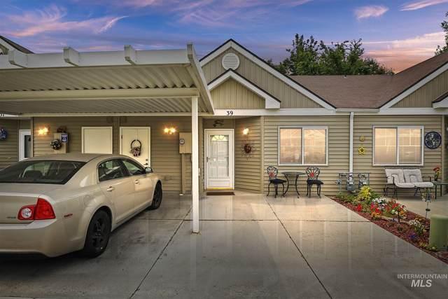 39 E Waterbury, Meridian, ID 83646 (MLS #98812777) :: Full Sail Real Estate