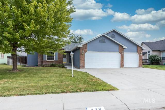 426 Bitterbrush Ave, Nampa, ID 83686 (MLS #98812786) :: Boise River Realty