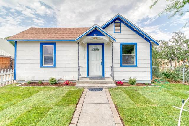 427 Diamond Ave, Twin Falls, ID 83301 (MLS #98812795) :: Epic Realty