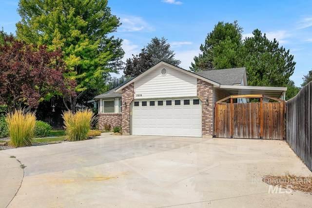 1519 Aquarius Ct, Nampa, ID 83651 (MLS #98812798) :: City of Trees Real Estate