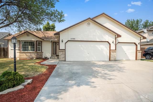 1486 E Ringneck Drive, Meridian, ID 83646 (MLS #98812800) :: Full Sail Real Estate