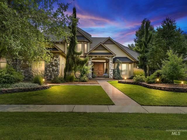 4531 Escalante, Eagle, ID 83616 (MLS #98812802) :: Navigate Real Estate