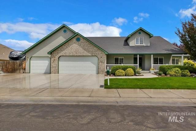 534 Whispering Pine, Twin Falls, ID 83301 (MLS #98812820) :: Silvercreek Realty Group