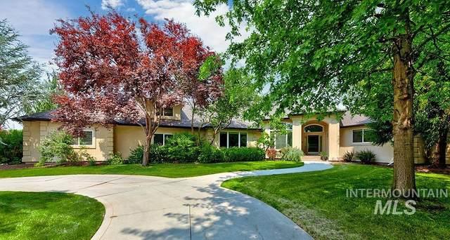 2369 N Aldercrest Pl, Eagle, ID 83616 (MLS #98812832) :: City of Trees Real Estate
