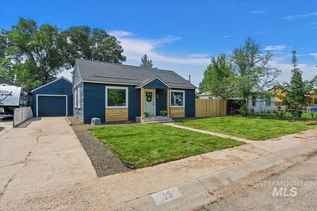 13 S Cypress St., Boise, ID 83705 (MLS #98812833) :: Minegar Gamble Premier Real Estate Services