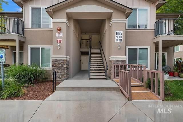 6185 S Sea Breeze Way, Boise, ID 83709 (MLS #98812836) :: Minegar Gamble Premier Real Estate Services