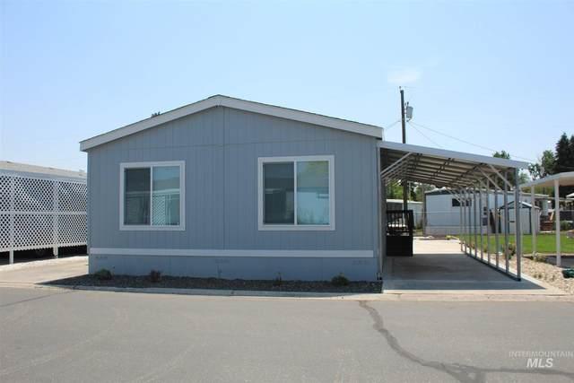 914 N Midland Blvd Trlr 7, Nampa, ID 83651 (MLS #98812841) :: City of Trees Real Estate