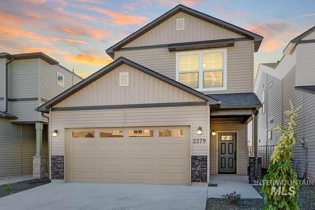 2351 E Danzee Drive, Boise, ID 83716 (MLS #98812852) :: Minegar Gamble Premier Real Estate Services
