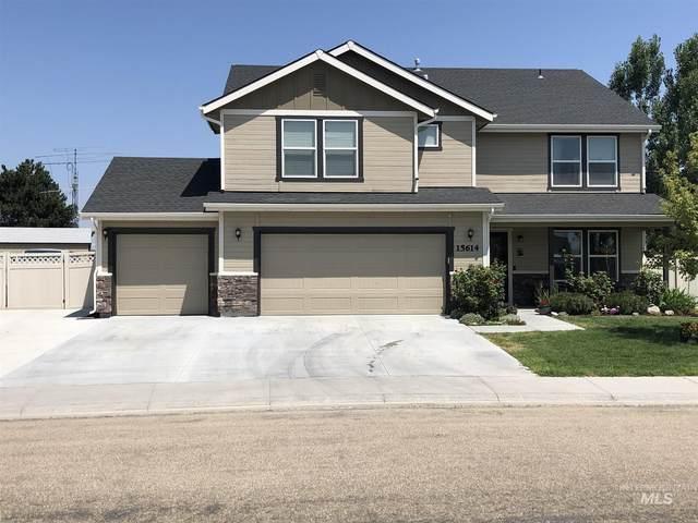 15614 Cumulus Way #15614, Caldwell, ID 83607 (MLS #98812854) :: Minegar Gamble Premier Real Estate Services