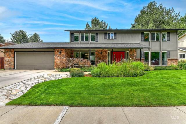 723 N Spyglass Way, Eagle, ID 83616 (MLS #98812868) :: City of Trees Real Estate