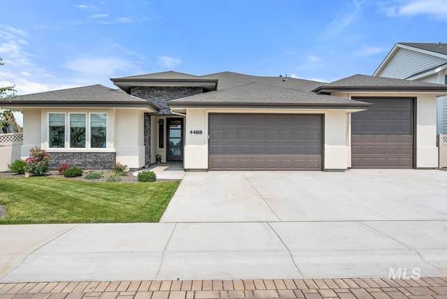 4488 W Twisted Creek Dr., Meridian, ID 83646 (MLS #98812884) :: Haith Real Estate Team
