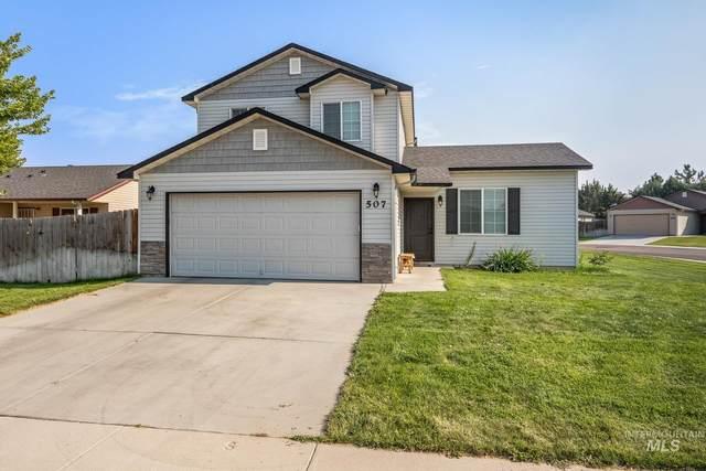 507 E Great Bear St, Kuna, ID 83634 (MLS #98812895) :: Epic Realty