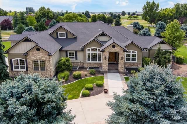 4491 W Saddle Ridge Dr, Nampa, ID 83687 (MLS #98812906) :: Full Sail Real Estate