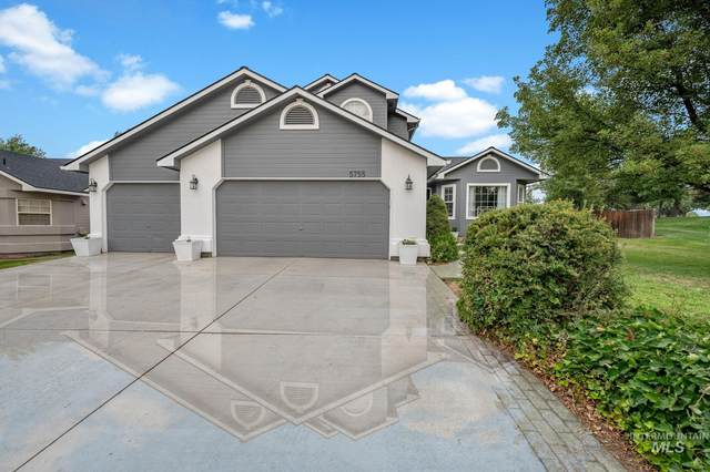 5755 S Sedum Way, Boise, ID 83716 (MLS #98812907) :: Silvercreek Realty Group