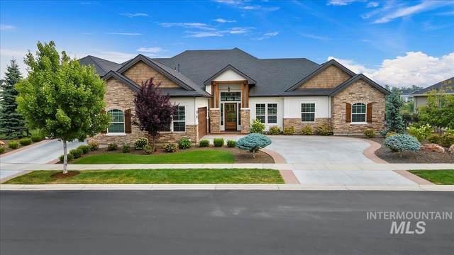 1552 W Windbreaker Ln, Eagle, ID 83616 (MLS #98812929) :: City of Trees Real Estate
