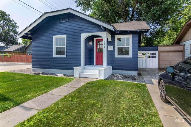 911 7th St S, Nampa, ID 83651 (MLS #98812932) :: Epic Realty