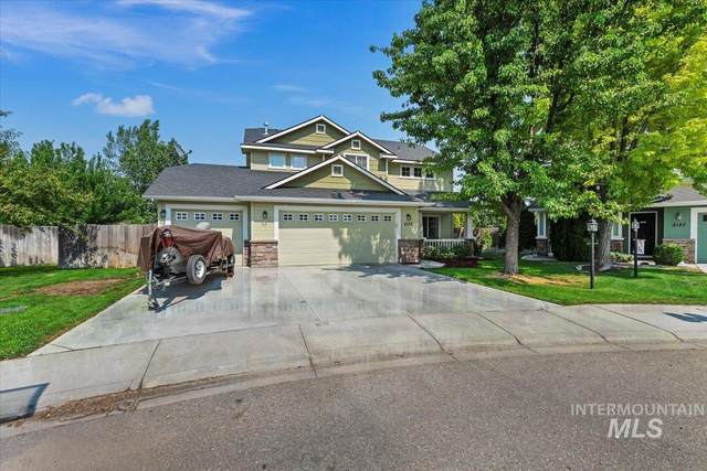8128 Selway Ct., Nampa, ID 83687 (MLS #98812940) :: City of Trees Real Estate