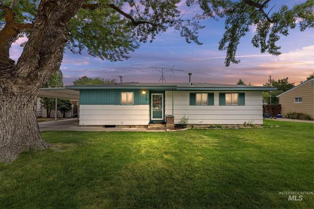 1115 North 7th East, Mountain Home, ID 83647 (MLS #98812942) :: Juniper Realty Group