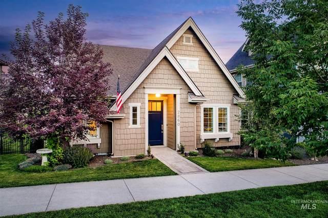 2860 S Barnside Way, Boise, ID 83716 (MLS #98812949) :: Epic Realty