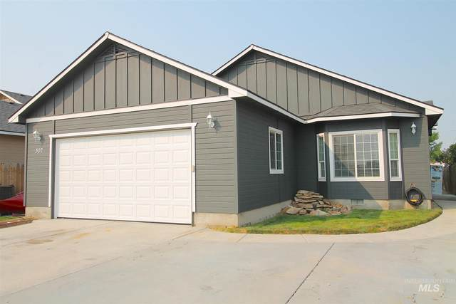 307 E Wendle Ave, Parma, ID 83660 (MLS #98812954) :: Michael Ryan Real Estate