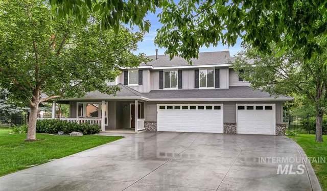 368 E Stonewater Ct, Eagle, ID 83616 (MLS #98812957) :: Idaho Life Real Estate