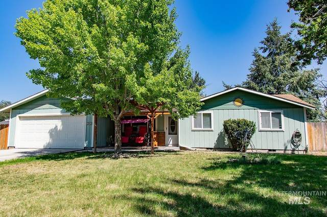 1028 Lupine Pl, Nampa, ID 83686 (MLS #98812958) :: Epic Realty