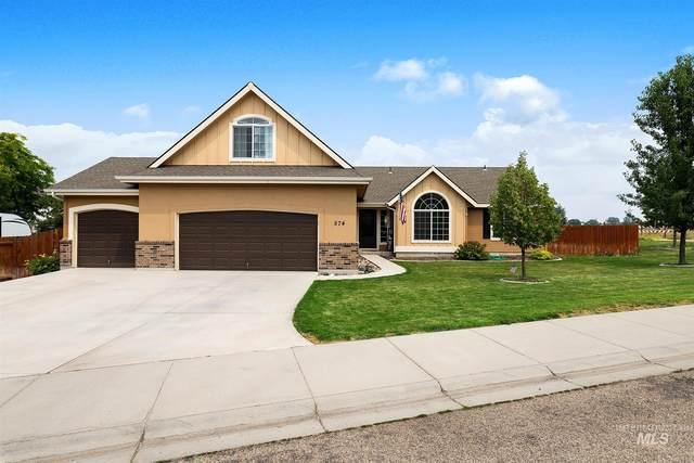 574 W Omphale, Kuna, ID 83634 (MLS #98812960) :: Full Sail Real Estate
