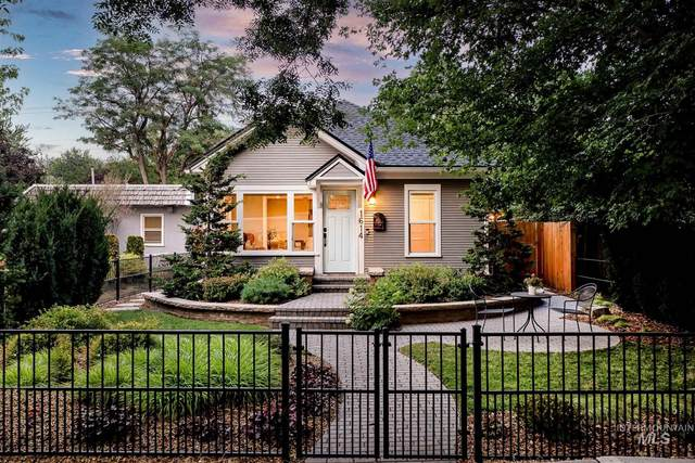 1614 N 20th Street, Boise, ID 83702 (MLS #98812986) :: Full Sail Real Estate