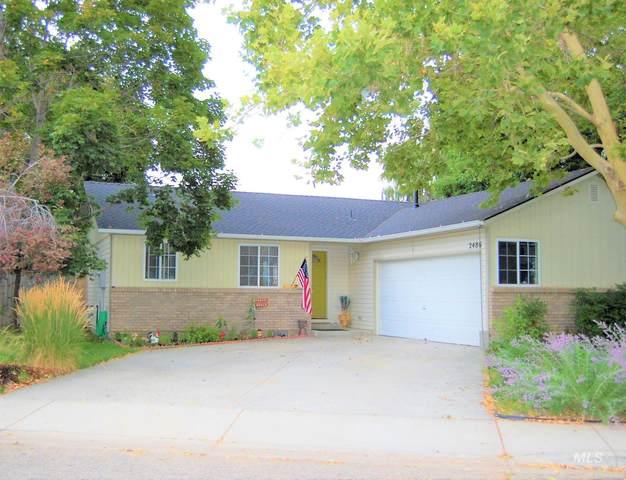 2486 E Mendota Drive, Boise, ID 83716 (MLS #98812987) :: Epic Realty